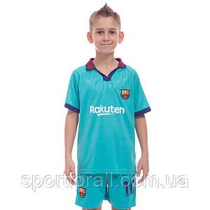 Форма футбольная детская BARCELONA MESSI 10 резервная 2020 CO-0976