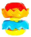 Мяч 3D Головоломка с рельефной поверхностью, BeBeLino, фото 2