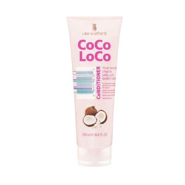 Зволожуючий кондиціонер з кокосовим маслом Lee Stafford Coco Loco Conditioner