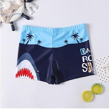 Детские плавки шорты Акула