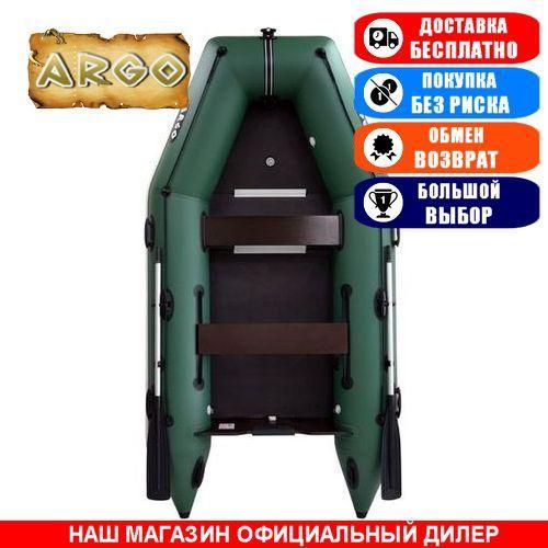 Лодка Argo AM-310K. Моторная; 3,10м, 3 места, 1100/1100ПВХ, жесткое днище, киль. Надувная лодка ПВХ Арго АМ-310К;