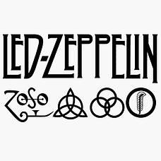 Значки Led Zeppelin