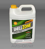 Антифриз Shell Zone Antifreeze Concentrate -80 (зеленый, концентрат) - 3.78L
