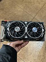 Видеокарта MSI GTX 1080 ARMOR OC 8gb Відеокарта (б/у)