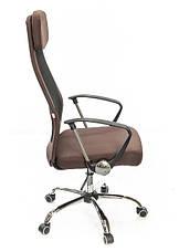 Кресло АКЛАС Гилмор (Ультра) FX  СН TILT Коричневый, фото 3