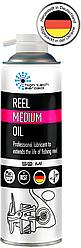 Премиум синтетическое масло «HTA REEL MEDIUM OIL» для катушек