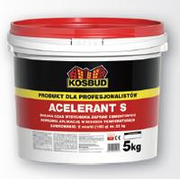 Препарат ускоряющий высыхание клеевых растворов KOSBUD ACELERANT S, 5кг