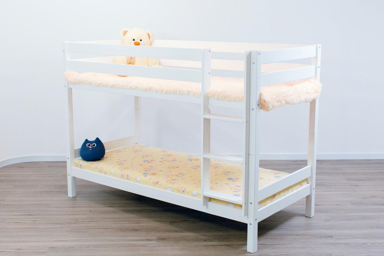 """Кровать детская подростковая двухъярусная Микс-Лайн - """"Джулия 1054"""""""