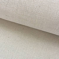 Ткань двунитка аппретированная натурального цвета, ширина 150 см