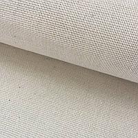 Тканина двунітка аппретированная натурального кольору, ширина 150 см, фото 1
