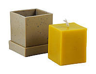 Алюминиевые формы - квадрат (5*5*6см)