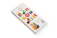 Пластилін дитячий «Gearsy Art», набір із 6 кольорів / Пластилин детский «Gearsy Art», набор из 6 цветов