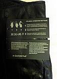 Кожаные женские перчатки, шерсть сетка (размеры 6,5-8,5), фото 4