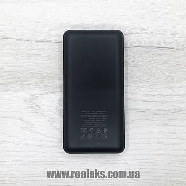 Powerbank HOCO J50 10000 mah WIRELESS CHARGER (Black), фото 3