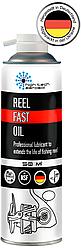 Премиум синтетическое масло «HTA REEL FAST OIL» для катушек