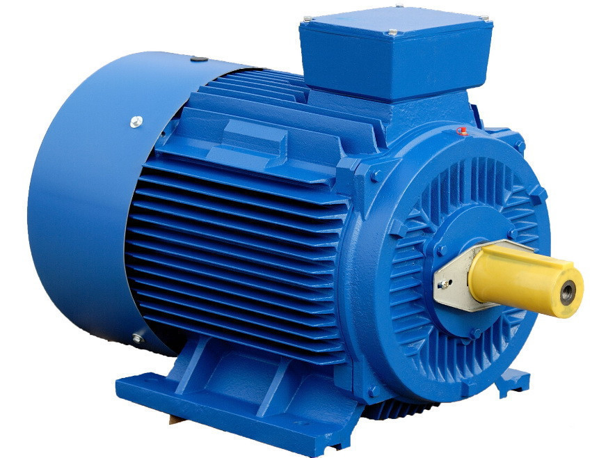 Асинхронный электродвигатель АИР 160 S8  (7,5 кВт, 750 об./мин.)