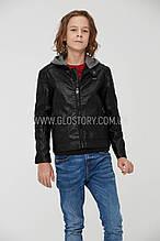 Куртка для мальчика Glo-story с капюшоном