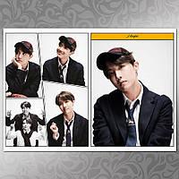 Плакат K-Pop BTS 519 J-Hope