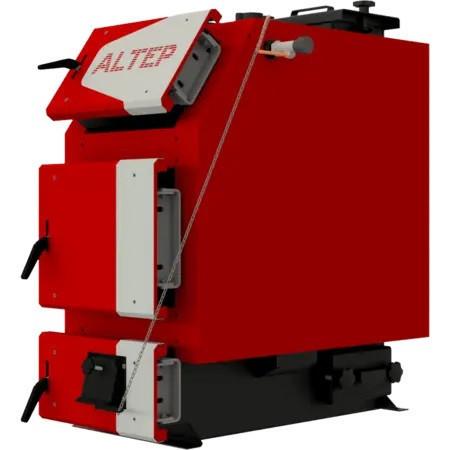 Котёл отопительный на твёрдом топливе  АЛЬТЕП ТРИО УНИ  30 кВт  (TRIO UNI )