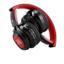 Беспроводные наушники Jbl S110 Bluetooth Красные, фото 2