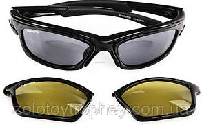 Солнцезащитные очки Shimano Aero Sunglasses