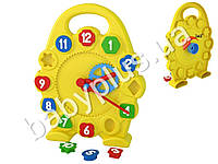 Развивающая игра Часы. Технок 3046