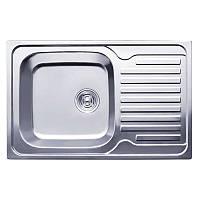 Кухонная мойка Imperial 7848 Satin (IMP7848SAT)