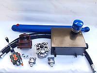 Комплект гидравлики для дровокола с распределителем и приводом