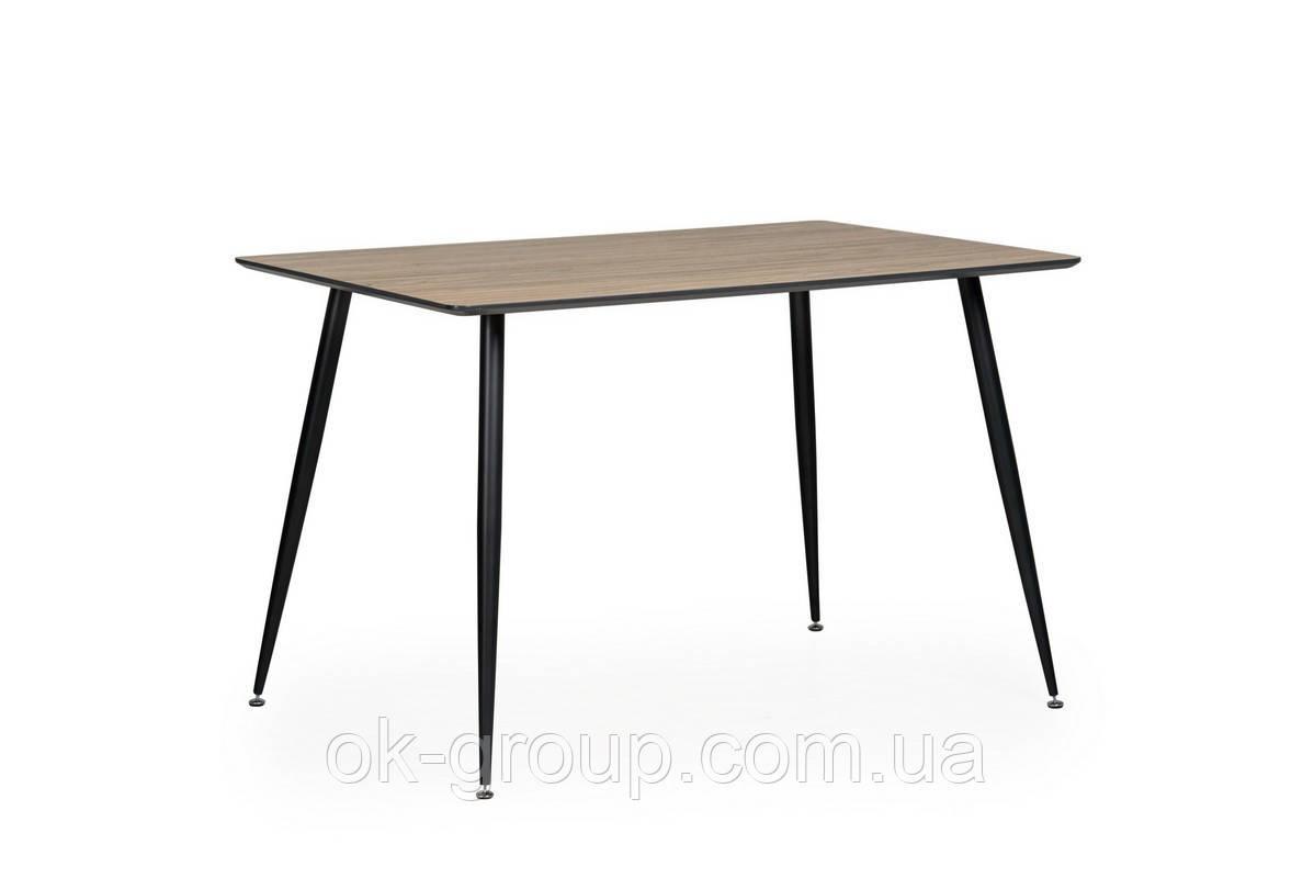 """Нераскладной стол """"ТМ-45 омбре"""" 120*80 см."""