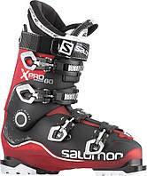 Горнолыжные Ботинки Salomon x pro 80 red translu./black, 28/ 28.5/ 29 (MD)