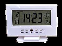 Годинник цифровий з термометром Kenko KK-8082