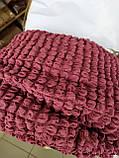 Комплект Чохлів на 2 крісла Брудно рожевий, фото 2