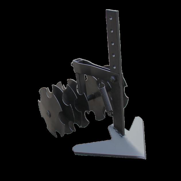 Культиватор пропольник с рыхлителем для мотоблока