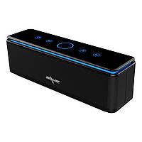 Колонка портативная ZEALOT S7 Black Bluetooth аудио 26 Вт беспроводная 8000 мАч Сенсорная