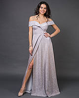 Нарядное плаття женское в пол стильное красивое выпускное очень красивое