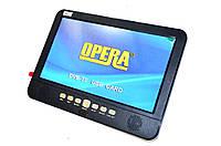 """Портативный DVD-проигрыватель с Т2 Opera 1002 - 13,8"""" Экран - TV - USB - SD"""