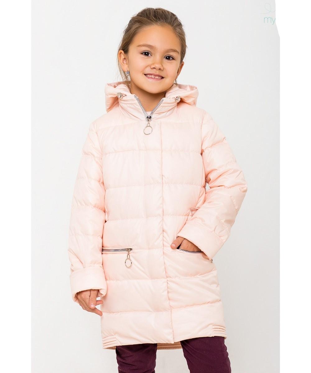 Демисезонная куртка для девочки 134
