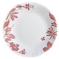 Тарелка десертная 195 мм Luminarc Romancia Red