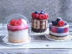 Мыло ручной работы Пирожное тортик в колбе