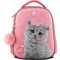Рюкзак шкільний каркасний Kite Education Studio Pets SP20-555S, фото 1