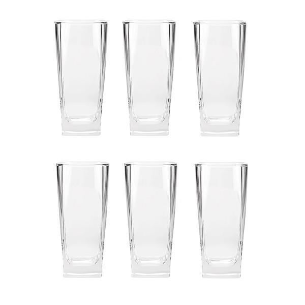 Набор из 6 стаканов 330 мл Luminarc OC3 Sterling