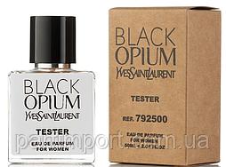 Yves Saint Laurent Opium Black W EDP 50 ml TESTER (Дубай) Tester Концентрат