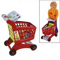Тележка супермаркет