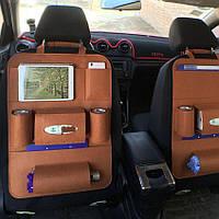 Органайзер на спинку сиденья автомобиля
