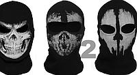 Балаклава /Подшлемник с черепом Призрак игра Call of Duty 10 маска