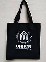 Эко-сумка с Вашим логотипом, тканевая сумка, машинная вышивка, повседневная сумка