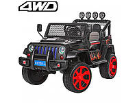 Детский электромобиль Jeep. Bambi Racer M 3237EBLR-2-3