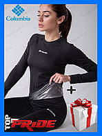 Термобелье женское коламбия , Columbia Omni Heat, термобілизна жіноча В2