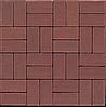 Клинкерная брусчатка MUHR  03 Натурально красный