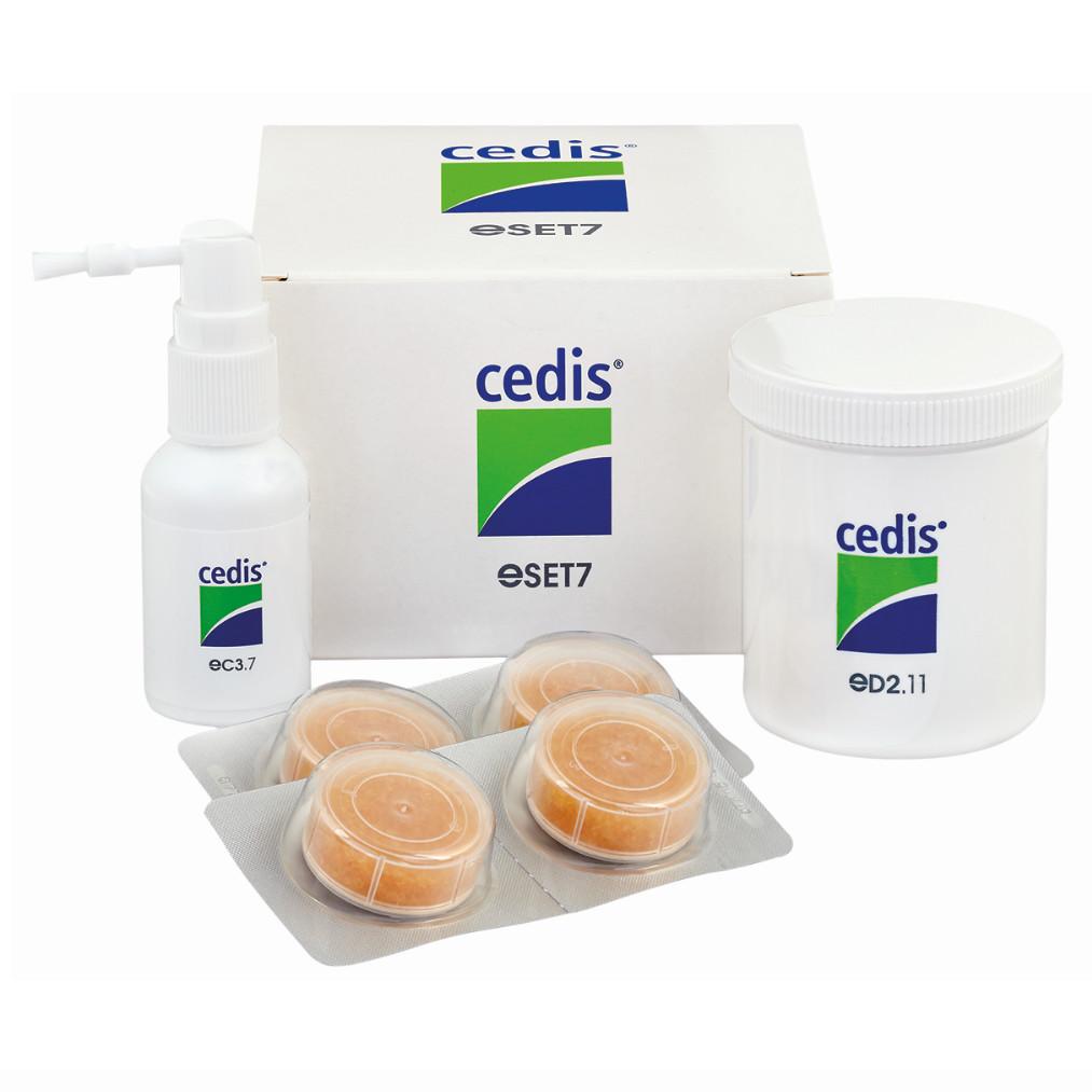 Набор Cedis eSET 7 для сушки и дезинфекции СА